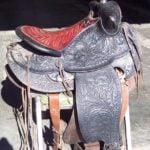 saddle red seat 001